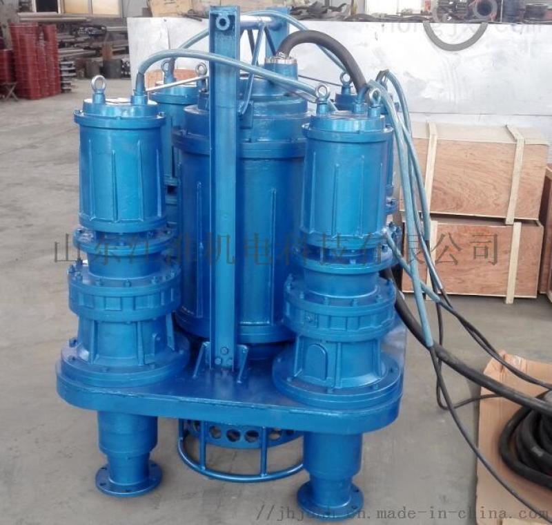 轻便小型排污泵抽泥泵多快好省