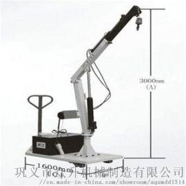 液压起重机 移动吊机 液压移动小吊机,移动式吊机