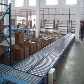铝型材倾斜输送滚筒 输送机xy1