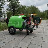厂家直销300L推车打药机农用拉管式喷雾机