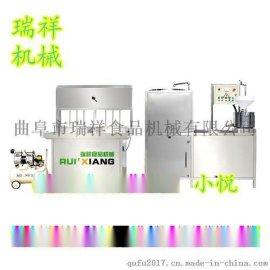 大型加工设备豆腐机 豆腐机一机多用 豆腐机生产线