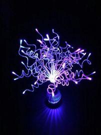 LED光纤床头灯,家居卧室灯,小夜灯,花瓶灯,节能灯,酒店客房装饰灯