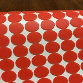 圆形硅胶垫片 透明橡胶垫圈 黑色耐高温密封垫圈 防震防漏胶垫