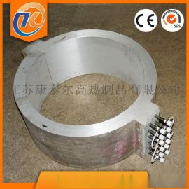 220V电热板 铸铝加热器 铸造加热器 100mm铸铝加热圈 发热圈