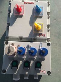bxd51-c2防爆检修电源插座箱