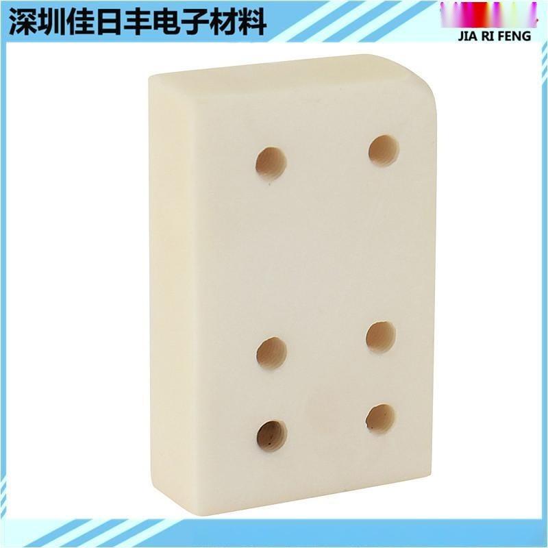 供應96氧化鋁陶瓷基片、基板、有孔有槽陶瓷片、金屬化陶瓷墊片