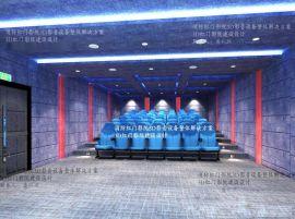 消防红门影院3d影音设备 3d电影放映机厂家