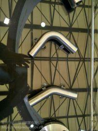 不锈钢弯管 不锈钢无缝弯管 304L 华铭钛精密钢管