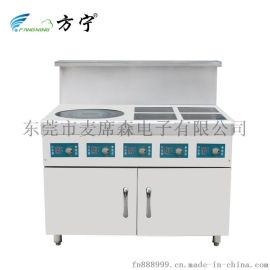 电磁煲仔炉 自动煲仔饭机器 4头电磁炉 电磁煲汤炉
