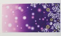 T-2134_粉紫花海飘萤 / Fun's play 魔术头巾