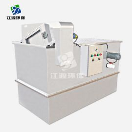 不锈钢HBOS-H环保隔油池 厨房定制餐饮自动化隔油池 餐饮废水处理