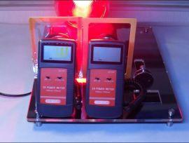 LH-306E 太阳膜玻璃隔热率展示架透过率透光率测试量仪展示套件A