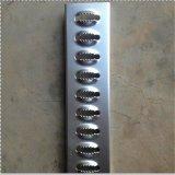 鋁合金防滑板 四邊折彎*寬定製鋁合金防滑板廠家