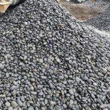 黑色鵝卵石批發_2-5公分天然黑卵石價格_渝榮順!