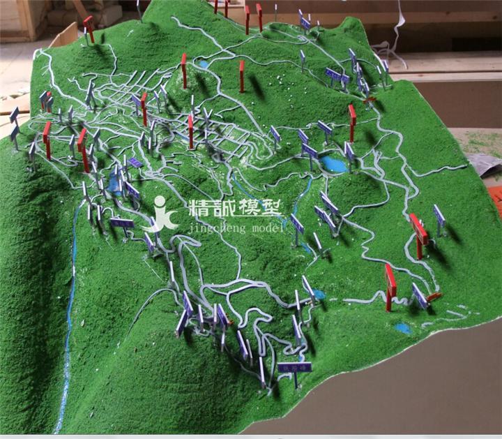 建築模型製作、城市規劃模型製作、旅遊景觀模型製作、軍事模型製作