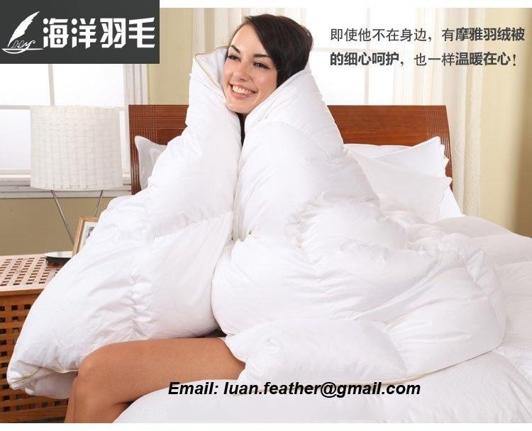 六安海洋羽毛羽绒被批发 羽绒棉被生产 **羽绒被生产 酒店羽绒被生产厂家