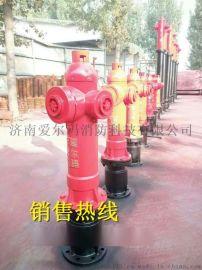 吉林地上式泡沫消火栓SSP100 /65-1.6