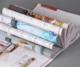江门专业画册印刷,说明书印刷,彩卡折页,不干胶标签印刷