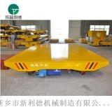小型平板车建筑钢材搬运轨道运行车适用场合
