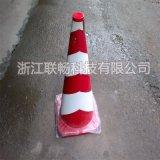 供應廠家直銷道路交通施工路障設施椎桶雪糕筒反光PVC塑料路錐標