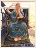 正圓銅雕|銅雕十八羅漢佛像,銅雕十八羅漢生產廠家