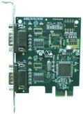PCI转RS232串口卡(A104)