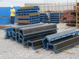 电厂水槽模板