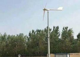 500瓦风力发电机500W小型户外家用永磁发电机