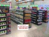 富深达货架供应:超市展柜设计的五大要素