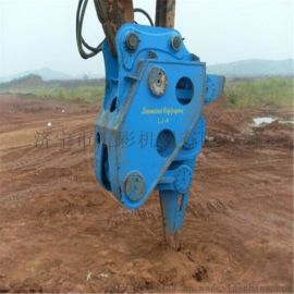 挖掘机高频破碎锤厂家供应型号齐全 工程机械配件
