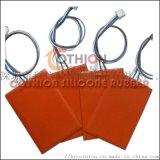 防水硅胶加热板 深圳科信定制加热板 阻燃高温加热板