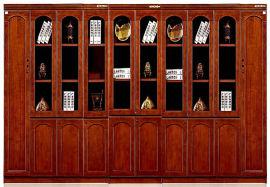 油漆木皮书柜文件柜15/16系列 绿色环保健康家具