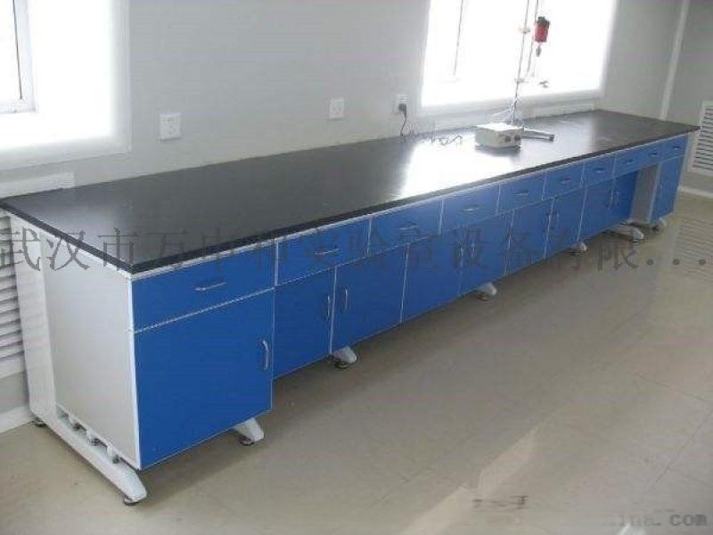 武汉专业钢木中央实验台 实验边台 转角实验台生产厂