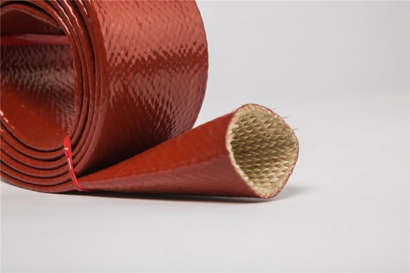 电线电缆耐高温绝缘护套管 玻璃纤维套管 高温套管