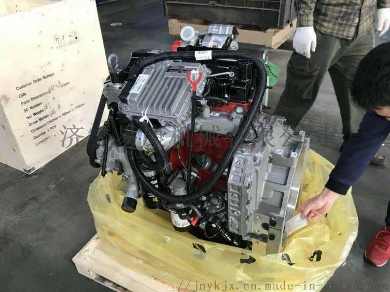 小型摊铺机国三排放发动机 康明斯QSF2.8发动机
