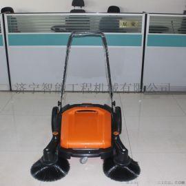 无动力简易手推扫地机 工业手推式吸尘扫地机清洁车