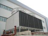 专业生产方形横流式玻璃钢冷却塔 耐高温低噪音冷却塔