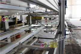 卫浴玻璃输送线,汽车玻璃清洗生产线,翻转机辊筒线