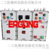 二工拼裝形式防爆控制箱配電箱