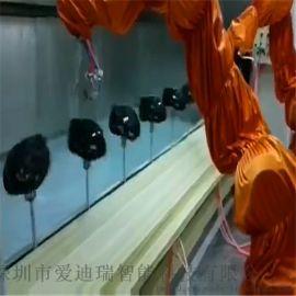 安全帽头盔喷涂机器人生产厂家
