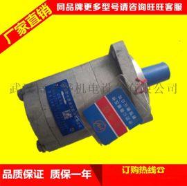 合肥长源液压齿轮泵CBN-306-平右法兰