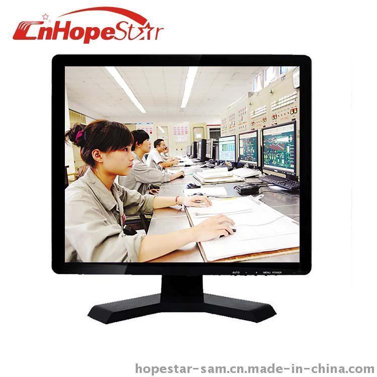 厂家直销 H1901 19寸液晶监视器 液晶显示器  BNC高清液晶监视器