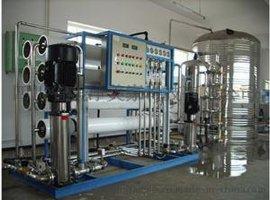矿泉水生产设备食品饮料水净化设备