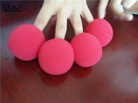 供应PU海绵球,工厂直销海绵圆球,海绵沐浴球