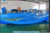 衡阳蓬布厂供加厚防水帆布、夹网布等