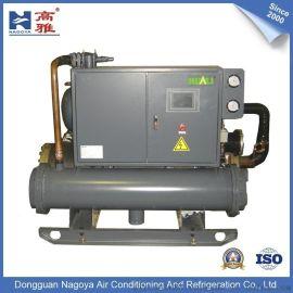 NAGOYA 高雅KSC-0520WD水冷螺杆式(热回收)冷水机组160HP工业冷水机组