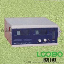LB-H9000A红外线汽车尾气分析仪在河南的使用