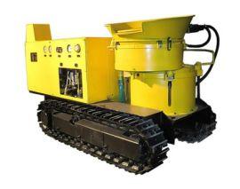 供应山东PYC8U-L潮式喷浆机/混凝土喷射机
