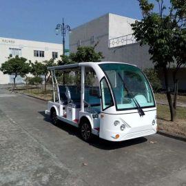 燃油观光车14座系列,高强度底盘观光车