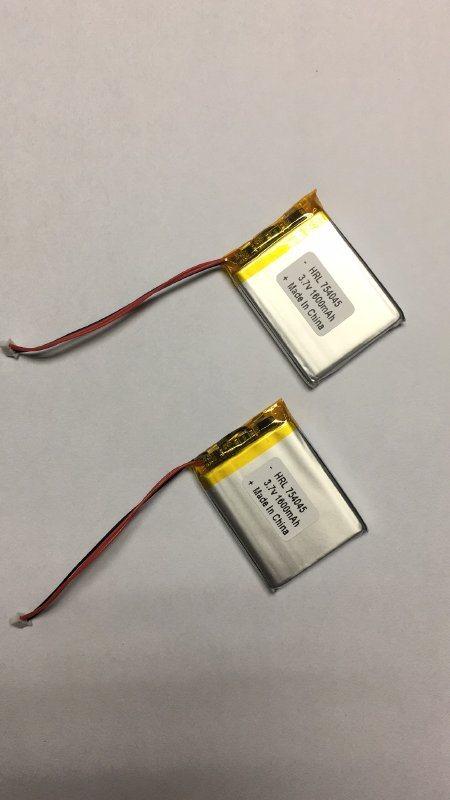 聚合物软包锂电池工厂 1600mha锂电池
